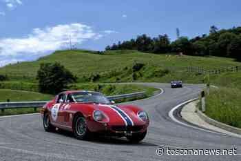 SANSEPOLCRO - La Modena Cento Ore fa tappa nel borgo e riaccende i motori della passione a quattro ruote - - Toscana News