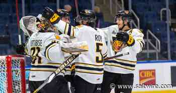 Victoriaville Tigres take 3-2 lead in QMJHL final | Saltwire - SaltWire Network