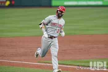 Cincinnati Reds Jesse Winkler Hits Two Run Home Run - UPI.com