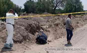 Abandonan cadáver dentro de una maleta en San Bartolo Cuautlalpan | El Universal - El Universal