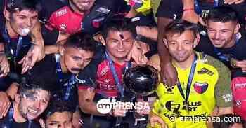 ¡Inédito campeón! Club Atlético Colón es nuevo monarca del fútbol de Argentina - amprensa.com
