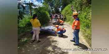 Accidente deja un muerto en zona rural de Chaparral - El Nuevo Dia (Colombia)