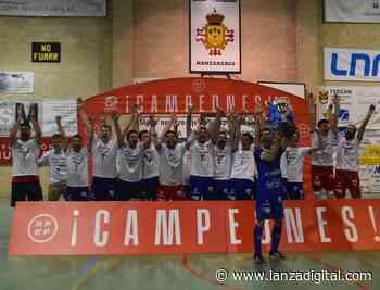 El Manzanares FS ofrecerá la Copa del play-off - Lanza Digital - Lanza Digital