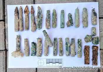 La exhumación de dos fosas del cementerio de Manzanares permite recuperar los restos de 34 personas - Lanza Digital - Lanza Digital