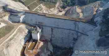 Em Itabirito, funcionário da obra de muro de contenção de barragens da Mina Fábrica é apedrejado - Mais Minas