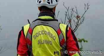 Cade da una parete di roccia, escursionista di Casier in gravi condizioni - Oggi Treviso