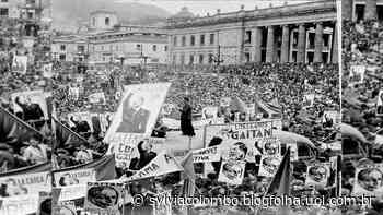 Cinco ondas de manifestações que marcaram a Colômbia – Sylvia Colombo - Folha de S.Paulo