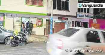 Cuatro heridos dejó tiroteo en el barrio Ricaurte - Vanguardia
