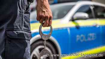 Mann schlägt Polizist in Lorch ins Gesicht   Stadt Lorch - Gmünder Tagespost