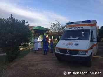 Contagio masivo de coronavirus en un hogar de ancianos en Ciudad del Este - Misiones OnLine