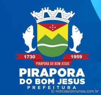 Prefeitura de Pirapora do Bom Jesus – SP abre novo Processo seletivo - Notícias Concursos