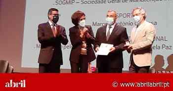 MPPM recebeu Medalha Municipal de Mérito de Palmela - AbrilAbril