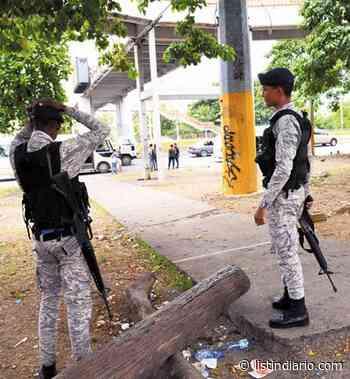 El plan de seguridad empieza hoy en barrio Cristo Rey del Distrito - Listín Diario