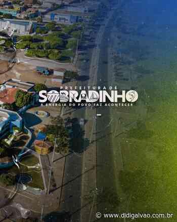 Prefeitura de Sobradinho Bahia decreta medidas mais duras para conter o avanço da Covid-19 - Blog do Didi Galvão