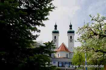 St. Josef in Tutzing erstrahlt im Wonnemonat Mai bei wunderschönen Apfelblüten - München - myheimat.de - myheimat.de
