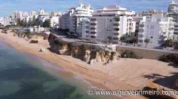 Câmara de Silves concluiu trabalhos de regularização do areal de Armação de Pêra e da Praia Grande - Algarve Primeiro