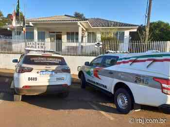 Quadrilha rouba carregamento de armas e munições em Abelardo Luz - RBJ