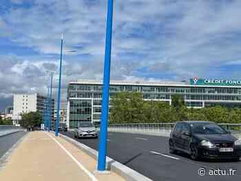 Val-de-Marne. Entre Charenton-le-Pont et Ivry-sur-Seine, la rénovation des ponts Mandela - actu.fr