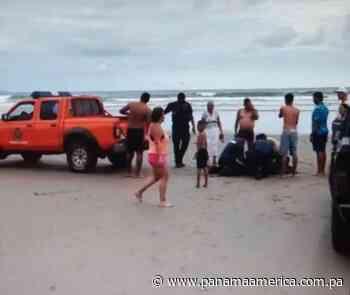 Una joven se ahoga en playa Las Lajas, distrito de San Félix, provincia de Chiriquí - Panamá América