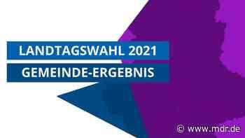 Erste Ergebnisse am Wahltag nach 18 Uhr – So wählt die Stadt Naumburg (Saale) bei der Landtagswahl Sachsen-Anhalt 2021 - MDR