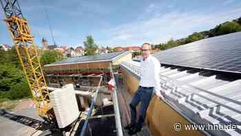 Der Neubau des Naumburger Kindergartens macht Fortschritte - HNA.de