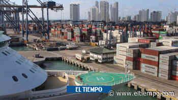 Balance del Puerto de Cartagena en los meses de la pandemia y el paro - El Tiempo