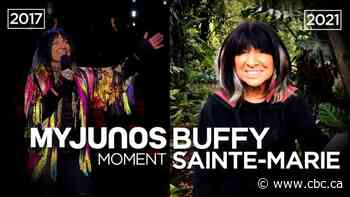 Buffy Sainte-Marie takes us behind the Juno Awards' first televised land acknowledgment - CBC.ca