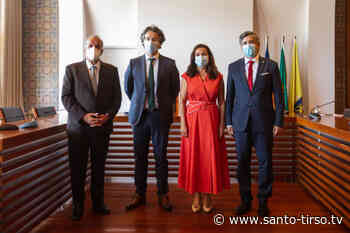Corredor do Rio Leça - Associação de Municípios criada em Santo Tirso - Santo Tirso TV - Santo Tirso TV