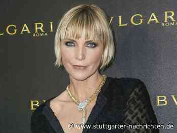 Nadja Auermann: Topmodel braucht kein Blitzlicht, um glücklich zu sein - Stuttgarter Nachrichten