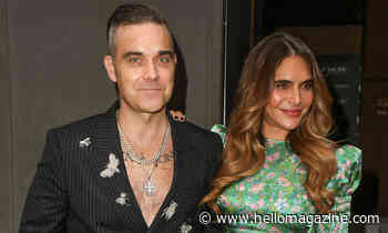 Robbie Williams just underwent a very dramatic transformation: see the video - HELLO!