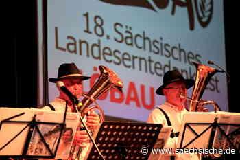 Zittau richtet Landeserntedankfest aus - Sächsische.de