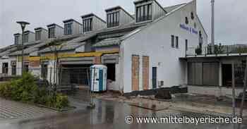 Kita-Bau in Berching geht voran - Mittelbayerische