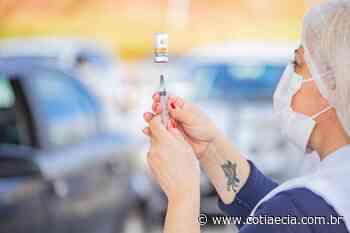 Cotia tem agenda aberta para vacinação contra a Covid-19; Saiba quem já pode ser imunizado - Cotia e Cia
