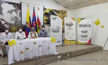 En Aracataca, se llevo a cabo la primera sesión del Comité de Discapacidad - Opinion Caribe
