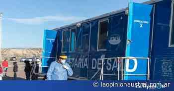 Cómo continuará funcionando el Plan DetectAr en Comodoro Rivadavia-Rada Tilly - La Opinión Austral