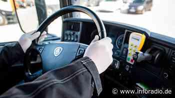Berufskraftfahrer leiden unter schlechten Arbeitsbedingungen - Inforadio vom rbb