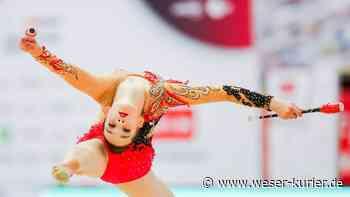 Rhythmische Sportgymnastik: Sieben Medaillen für Bremer Starterinnen - WESER-KURIER - WESER-KURIER