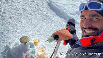 Originaire de Roncq, il réussit l'ascension de la plus haute montagne d'Amérique du Nord - La Voix du Nord