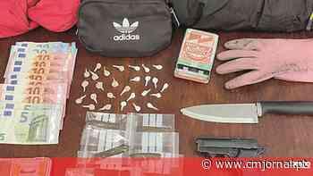 Homem detido por vários roubos violentos no Seixal - Correio da Manhã