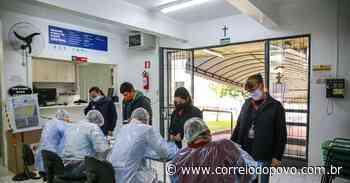Farroupilha amplia testagem e vacina caminhoneiros contra a Covid-19 nesta sexta-feira - Jornal Correio do Povo