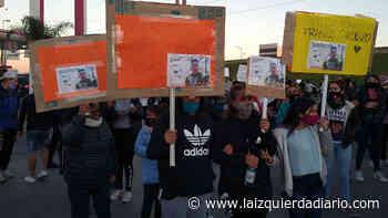Don Torcuato: movilizaron en reclamo de Justicia por Franco Cardozo - La Izquierda Diario