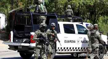 Vigilará la Guardia Nacional las elecciones del 6 de junio - Puente Libre La Noticia Digital