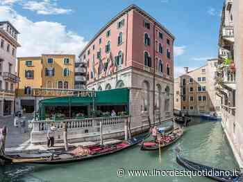 Lo storico hotel Bonvecchiati passa nella mani della joint venture Venice Il Cuore Acquico - Il NordEst Quotidiano