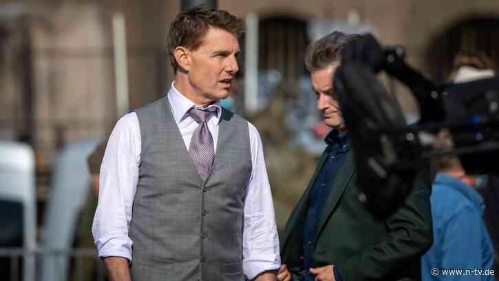 """Corona am Set mit Tom Cruise: """"Mission: Impossible""""-Dreh wird gestoppt - n-tv NACHRICHTEN"""