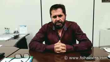 Prefeito de Wenceslau Braz faz vídeo de repúdio ao citar flagras de aglomerações em supermercados - Folha Extra