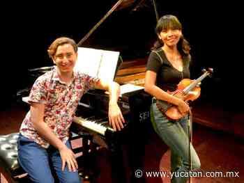 Dueto de violín y piano en el Olimpo - El Diario de Yucatán