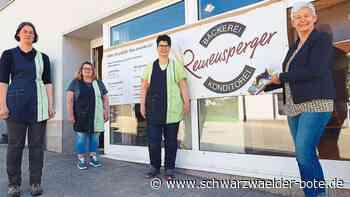 Schwenningen - Bäckerei Remensperger eröffnet Schwenninger Filiale - Schwarzwälder Bote