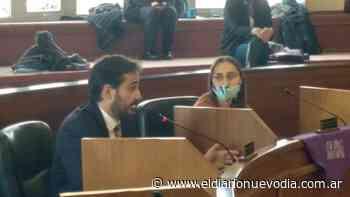 El Calafate: Alexis Simunovic renunció a su banca de concejal y asumirá como secretario de Turismo municipal - El Diario Nuevo Dia
