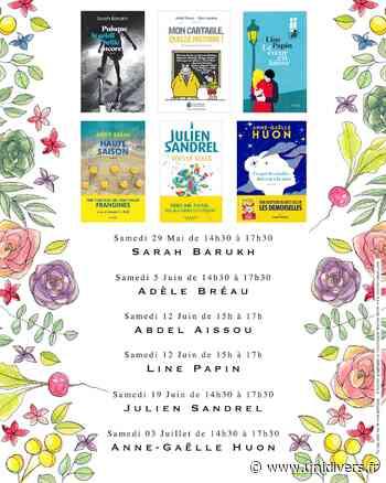 Les rencontres de la librairie Saint-Pierre Senlis samedi 29 mai 2021 - Unidivers