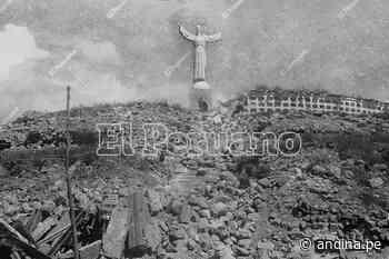 Terremoto de 1970: con misa y otros actos Huaraz recuerda a las más de 60000 víctimas - Agencia Andina